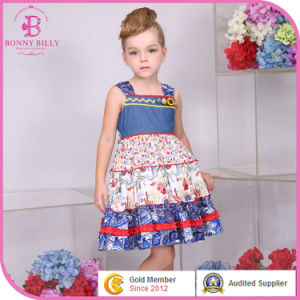 a990c2fe1 China Ditsy Floral Girl Dress