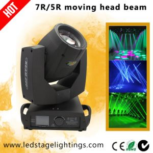 China Manufacturer Moving Head Beam Light 7r