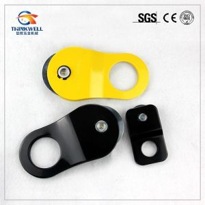 Powder Coating Stamping Tow Winch Pulley Snatch Block pictures & photos