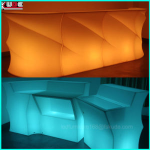 Multi Color LED Bar Counter Industrial-Style Bar & Counter Stools pictures & photos