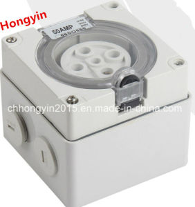 2015 High Grade 56so550 Industry Waterproof Socket