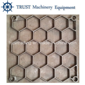 High Ni-Cr Alloy Heat Treatment Furnace Grid (grids/trays/baskets) pictures & photos