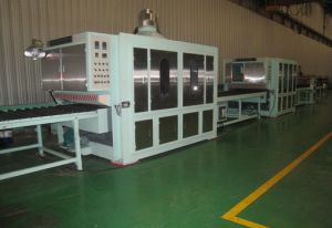 Wide Belts No. 4 Polishing Machine (SDG-T2-1550-O) pictures & photos