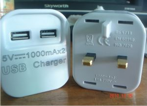 USB Wall Socket (7020)