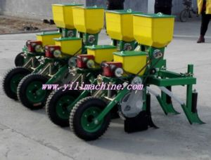China Corn Seeder Patented 4 Row Corn Planter China 4 Rows Corn