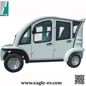 Electric People Mover, 4 Seats, with Aluminum Hard Door, Eg6043kf pictures & photos