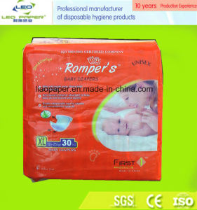 New Product 2015 Disposable Baby Diaper pictures & photos