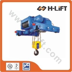Low Headroom Double Girder Electric Wire Rope Hoist pictures & photos