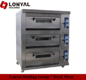 High Quality Gas and Electric Deck Oven