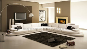 Furniture Leather Sectional Sofa