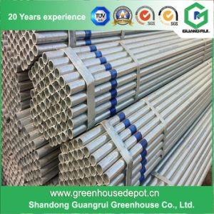 Hot-DIP Galvanized Pipe for Greenhouse