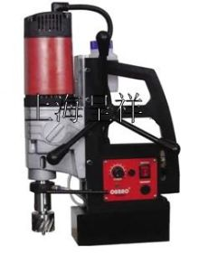75mm Portable Magnetic Core Drilling Machine, Electric Stepless Speed-Regulation (OB-7500/2) pictures & photos