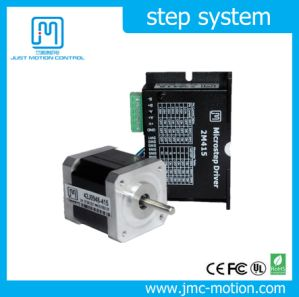 0.21-1.5A 24-36V DC Electrical Stepping Motor Drive Controller pictures & photos