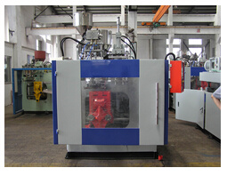 Extrusion Blow Molding Machines with CE PS-50 Poshstar