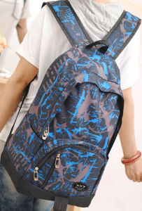 Fashion All Over Printed Sports Backpack