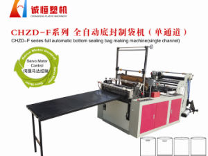 Sigle Channel Bottom Sealling Automatic Bag Making Machine pictures & photos