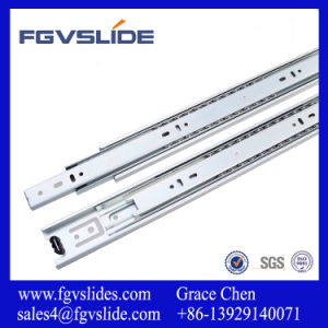 China Supplier Ball Bearing Three Member Drawer Slide pictures & photos