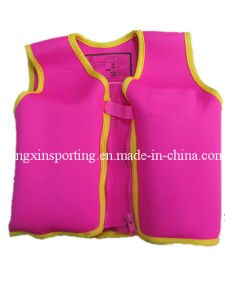 Neoprene Life Jacket for Kids (HXV0002) pictures & photos