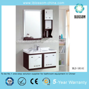 Made in China PVC Bathroom Cabinet, Vanity, Furniture (BLS-16141) pictures & photos