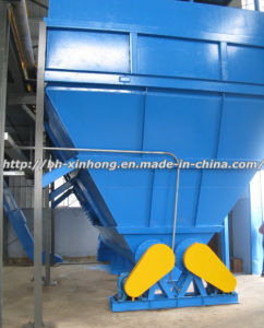 High Level Raw Material Pit