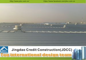Large Span Steel Structure Ce Buildings pictures & photos