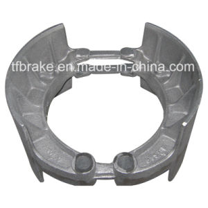Heavy Duty Truck Parts Truck Trailer Cast Iron Brake Shoes