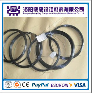 Hot Sale Black&White Molybdenum Wire pictures & photos