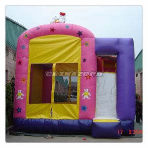 Hello Kitty Theme Inflatable Bounce Combo Cheap Price