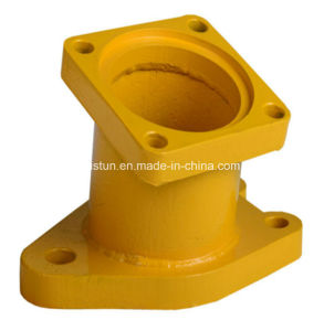 Schwing No. 0 Elbow for Concrete Pump Spare Parts