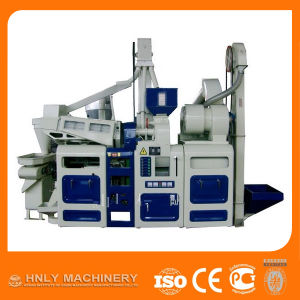 High Capacity Mini Complete Parboiled Rice Mill pictures & photos