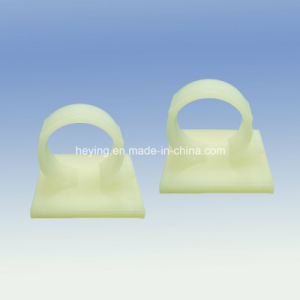 Plastic Wire Permanent Locking Cable Clip pictures & photos