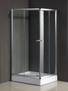 6mm Sliding Rectangular Shower Doors (SD-015) pictures & photos