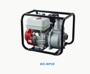2 Inch Gasoline Water Pump (WX-WP 20) pictures & photos