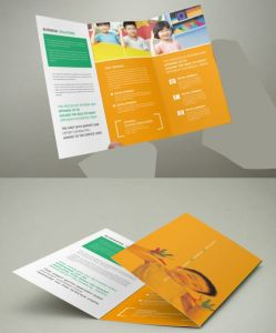Brochure Printing Services/Coloring Book Printing Service