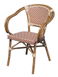 Rattan French Bistro Chair For Cafe Shop/Restaurant (LZ 025)