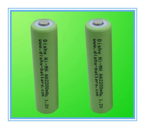 Low Self-Discharge Ni-MH 1.2V C 4000mAh Rechargeable Battery (DS-SC4000)