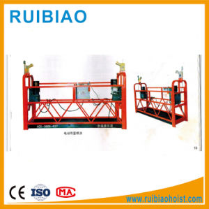 Zlp800 Type Suspended Platform Aluminum Platform pictures & photos