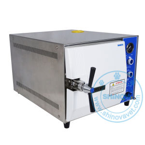 Veterinary Table Top Steam Sterilizer (MS-TA24J) pictures & photos
