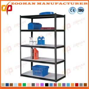 Iron Horse Riveted Steel 5 Shelf Garage Storage Shelving (Zhr213)