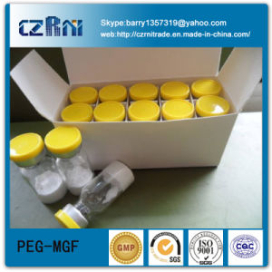 99% Purity Injectable Peptide Hormones Bodybuilding Pegylated Peg Mgf pictures & photos