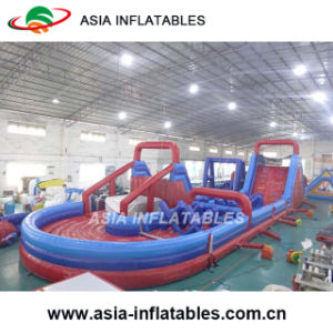 Inflatable Durable Inflatable Obstacle Course Chanllenge with En14960 for Sale pictures & photos