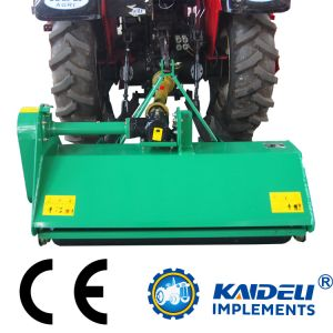 Tractor Mounted Mechanical Flail Mower