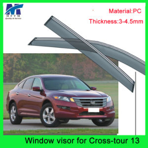 Auto Accesssories Window Roof Visors Sun Guard for Hodna Crosstour 13 pictures & photos