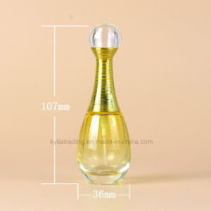 20ml Glass Perfume Bottle with Aluminum Mist Sprayer pictures & photos