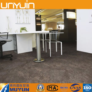 China Resilient Peel and Stick Plastic Stone PVC Vinyl Floor Tile ...