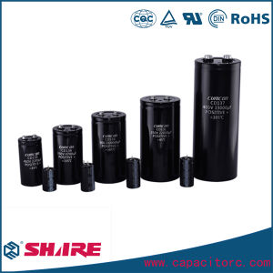 Snap in Aluminum Electrolytic Capacitor pictures & photos