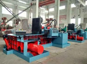 Hydraulic Metal Scrap Baler- (YDF-100A) pictures & photos