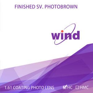 85008243cd8a China 1.60 Single Vision Coating Photogray Glasses - China 1.61 ...