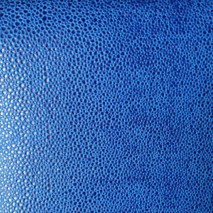 Embossed Hami Melon Shaped Suede Microfiber PU Leather for Shoes Bags (HS-M1703) pictures & photos