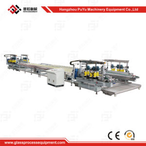 6 Spindles Horinzontal Glass Round Edge Grinding and Polishing Machine pictures & photos